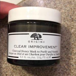 Origins clear improvement face mask